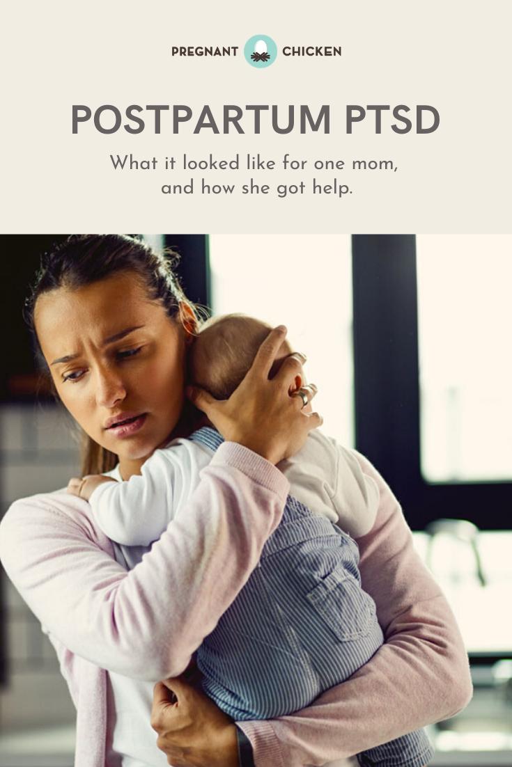 Beyond Depression - Navigating Postpartum PTSD