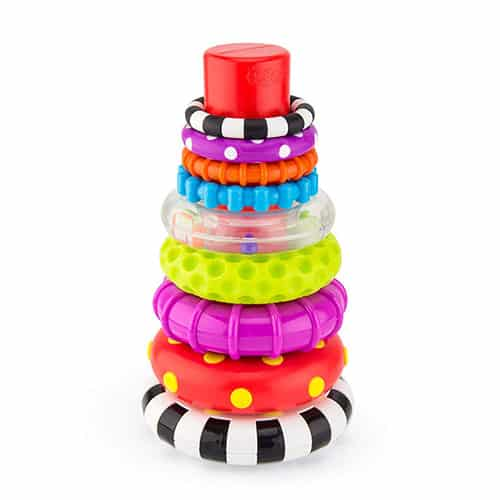 stacking rings - Technology and Engineering Baby Toys
