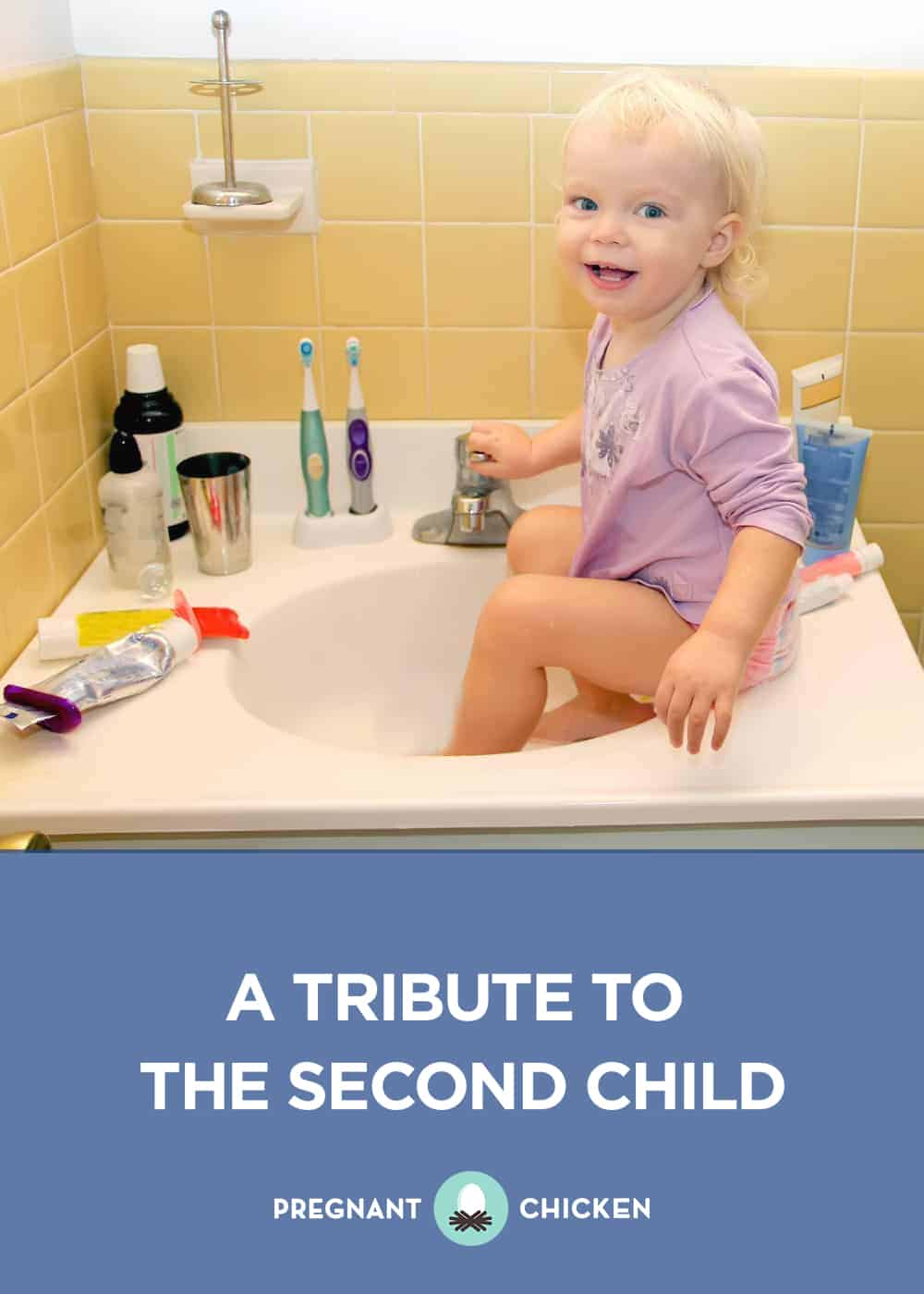 A Tribute to the Second Child