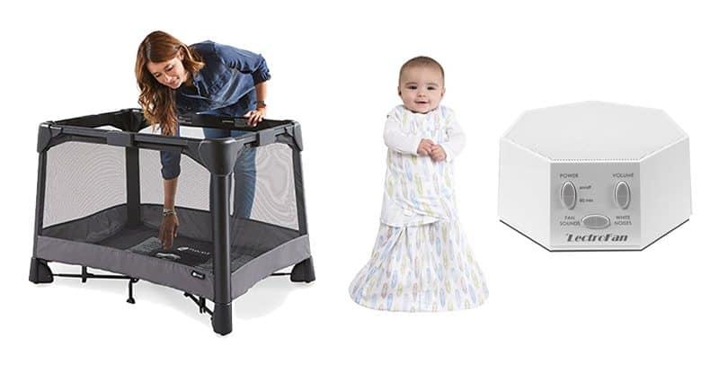 Sleep gear for a new baby checklist