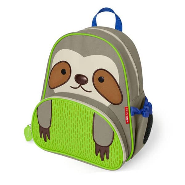 The Best Sloth Themed Baby Stuff. Sloth back pack.