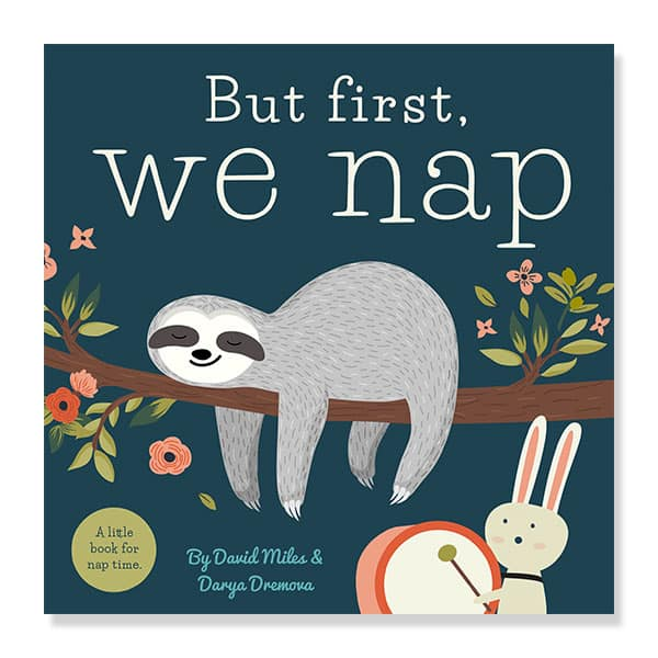 The Best Sloth Themed Baby Stuff. Sloth book