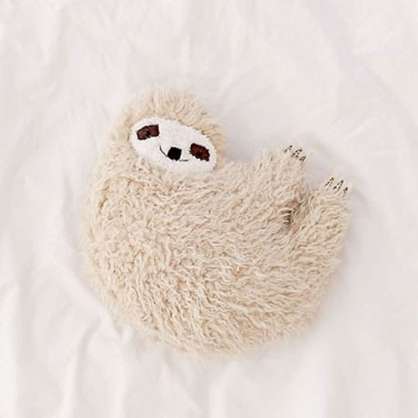 The Best Sloth Themed Baby Stuff. Sloth pillow
