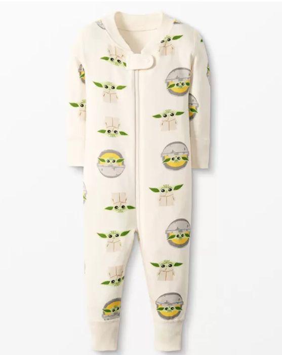 Baby Yoda cotton sleeper for baby