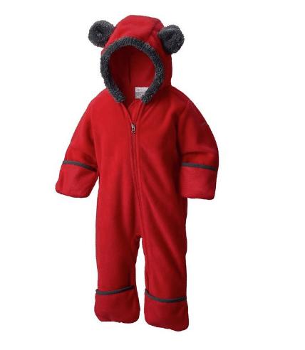 Columbia 'Lil Bear Fleece