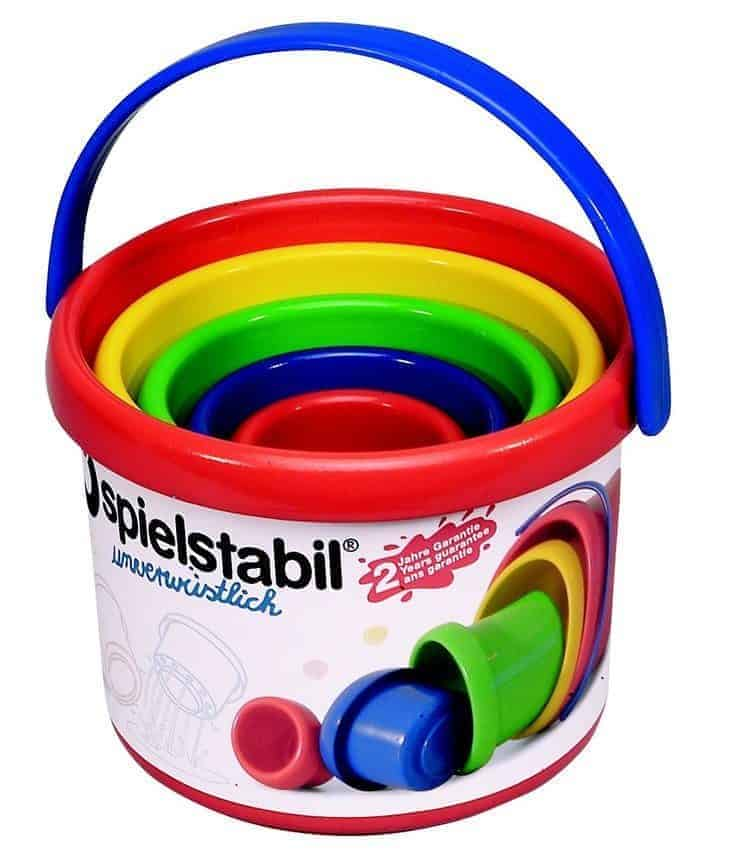 Great 6 month old christmas gifts: Spielstabil Nesting Stacker