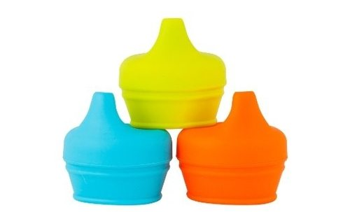 Baby Christmas present ideas: Boon Snug Silicone Sippy Lids