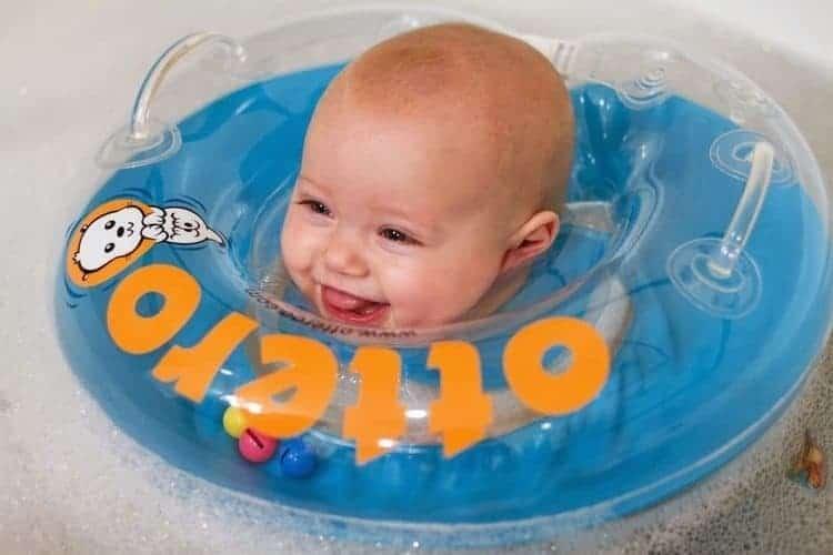 Best gifts for babies: otteroo floatie