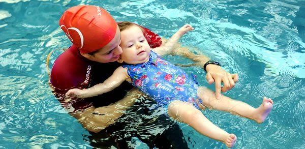 10 month old baby christmas gifts: Swimming Lessons