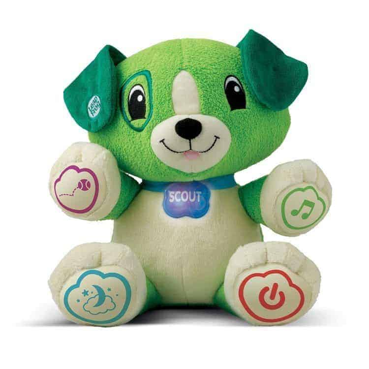 Best gifts for babies: LeapFrog My Pal Scout is a great present for a 10 month old