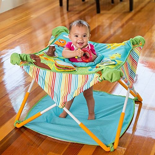 Best Baby Travel Products: Summer Infant portable travel baby activity center