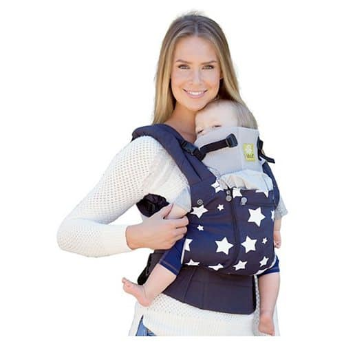 Best Baby Travel Products: LILLEbaby carrier