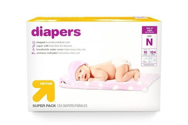 target up&up newborn diapers