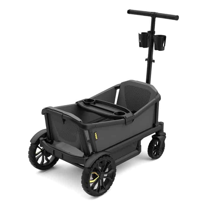dad friendly baby gear veer wagon