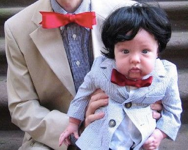 ventriloquist baby halloween costume