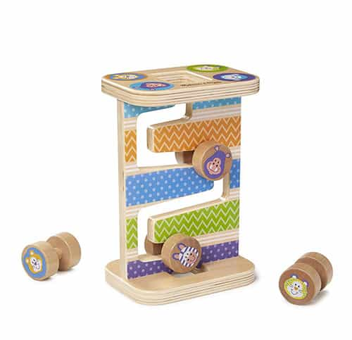 Zig zag tower toy - Technology and Engineering Baby Toys