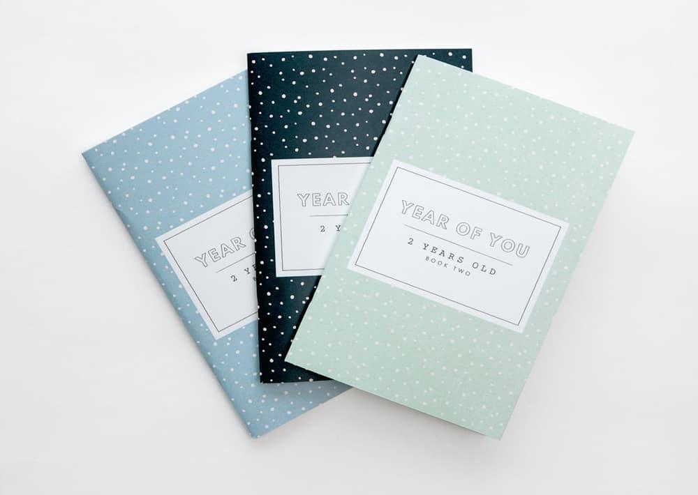 year of you custom books