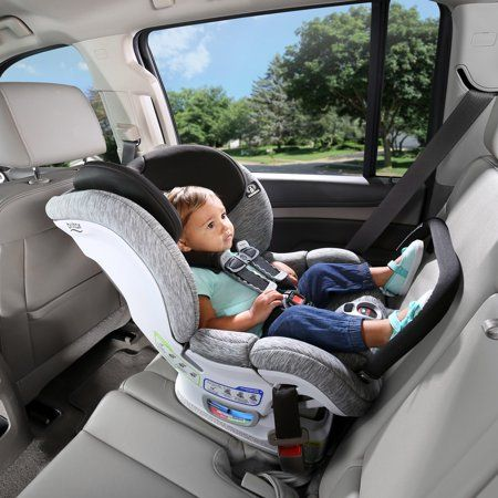 Britax Boulevard ClickTight Convertible Car Seat to keep at grandparent's housebaby sitting in Graco car seat - things to keep at grandma's house