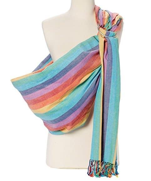 hip baby wrap ring sling