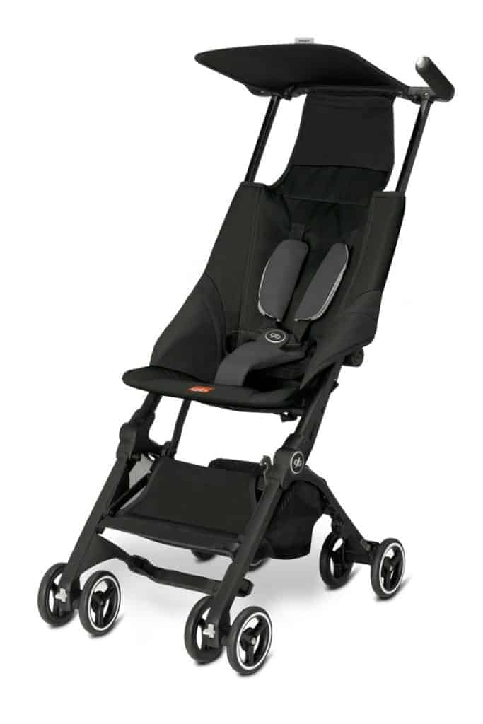 gb pockit compact stroller review