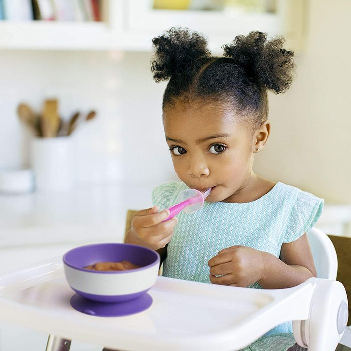 colorful plastic bowls - things to keep at grandma's house