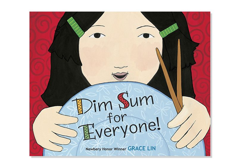 dim sum for everyone picture book