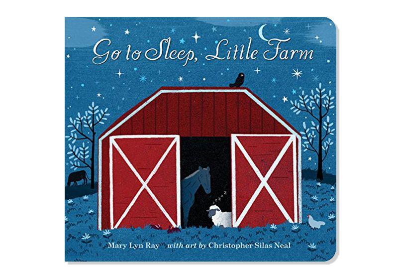 Go to Sleep, Little Farm Board book