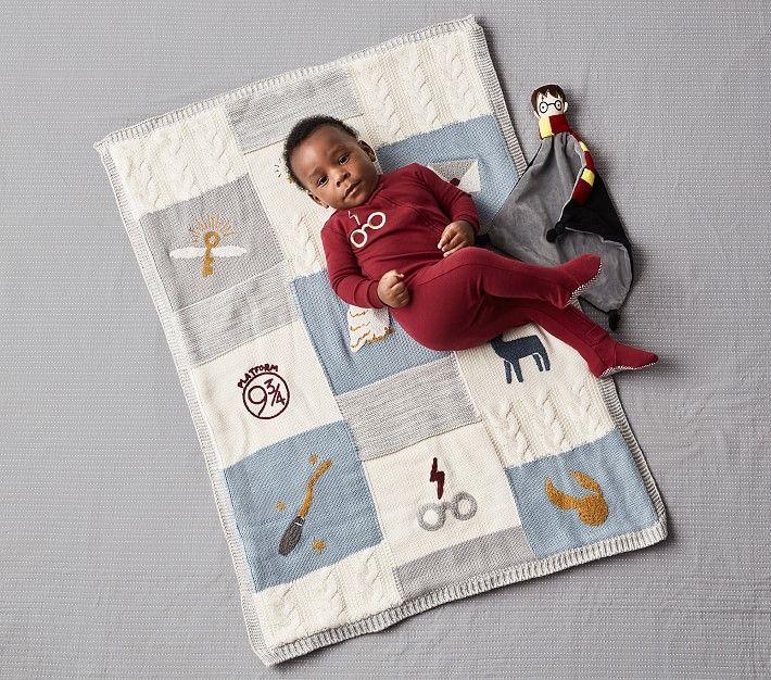 HARRY POTTER™ Heirloom Baby Blanket
